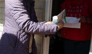 Medicine Drop-Off at U-46 Homes