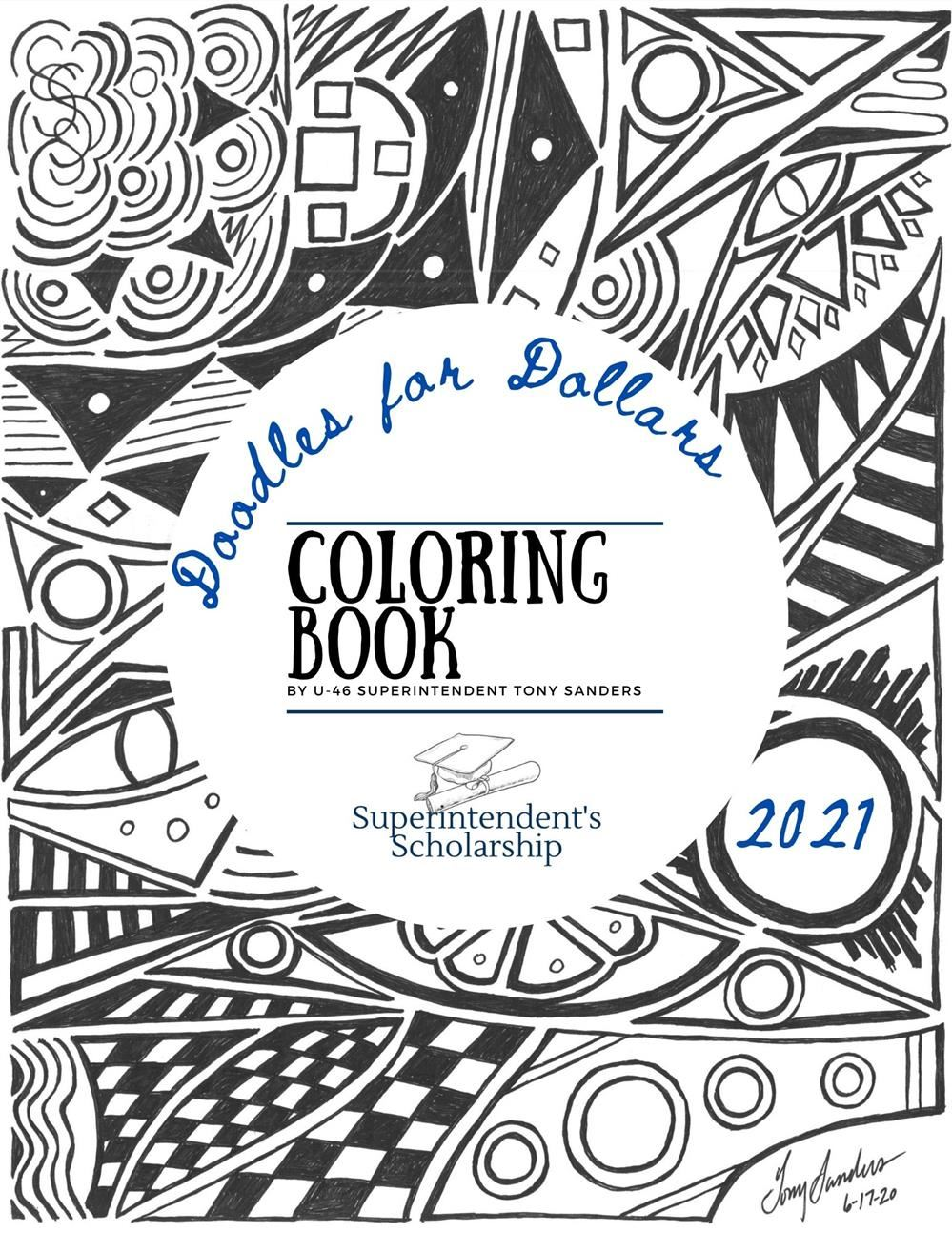 Coloring Book 2021