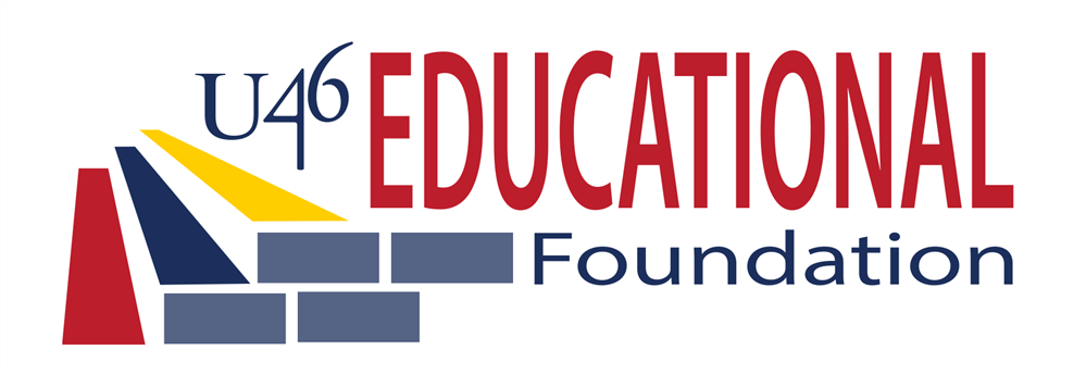 U-46 Educational Foundation logo