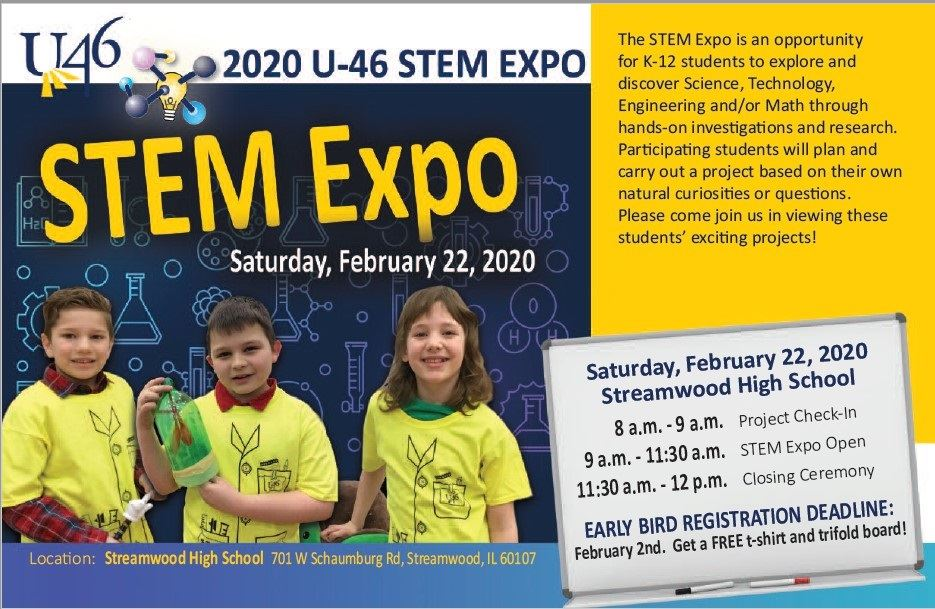 STEM Expo events
