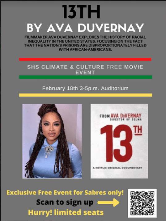 13th Documentry Directed by Ava DuVernay