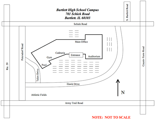 bhs map