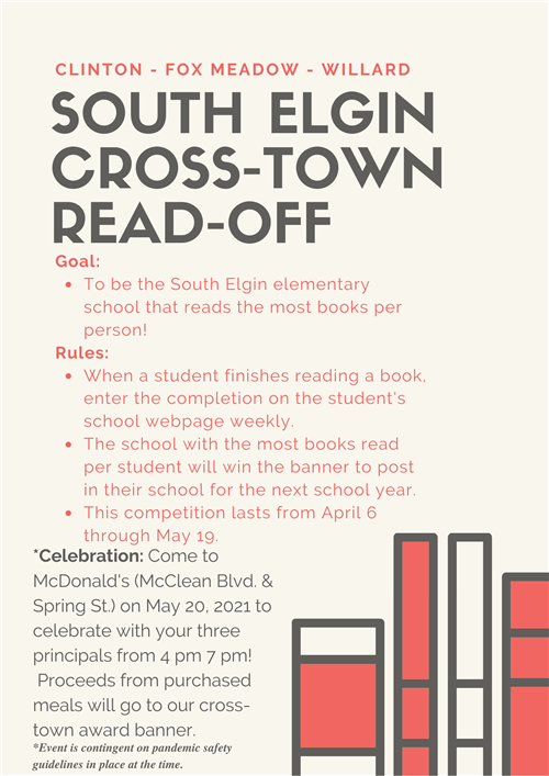 Cross-Town Read-Off