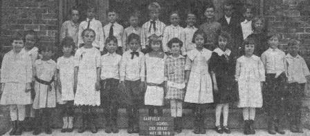 old picture of kids