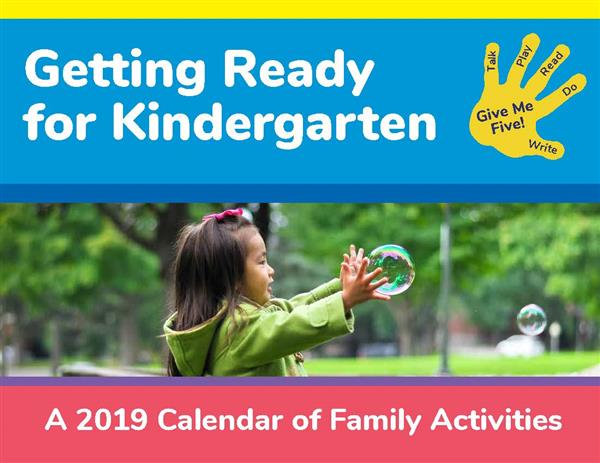 Calendar of Family Activities