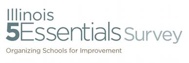 Logo for the Illinois 5Essentials Survey