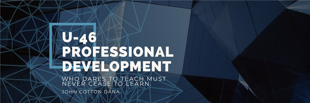 Professional Development Header