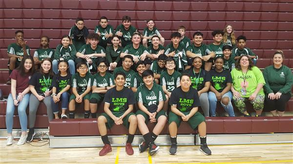 7th-8th LMS Boys Volleyball 2019