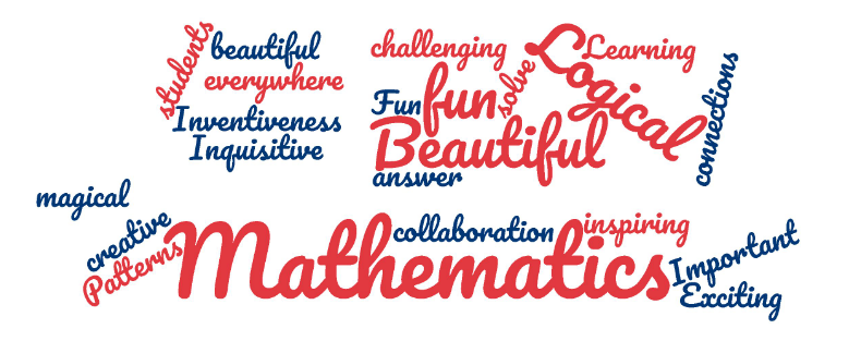 Math WordCloud