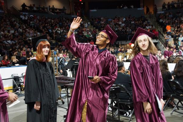 Class of 2019 to Step Into the Spotlight at Graduation Ceremonies