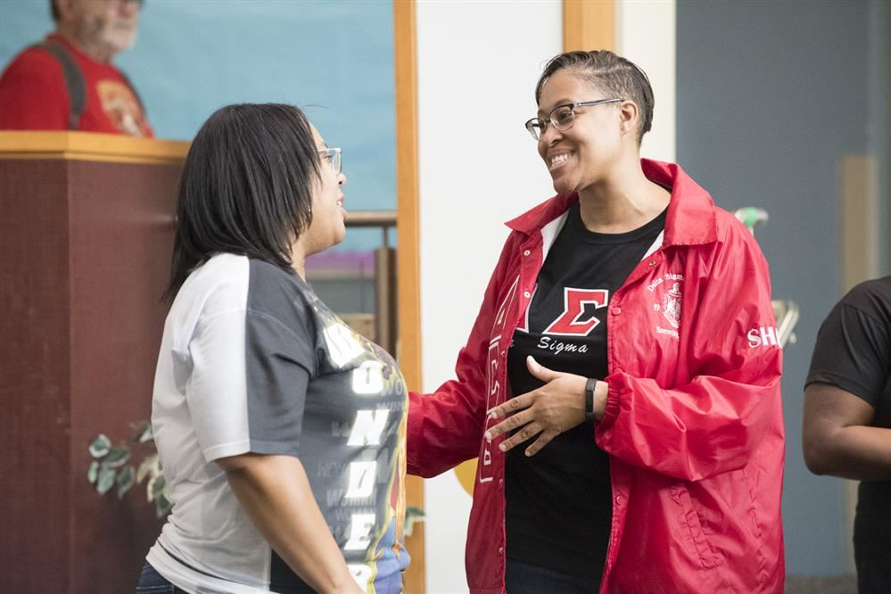 College Fair Featuring Historically Black Colleges and Universities Being Held in Elgin