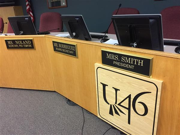 New Members Join the U-46 Board of Education