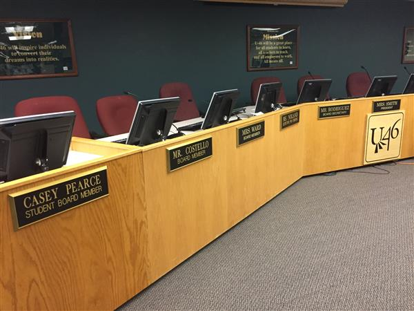 U-46 Board of Education Expected to Appoint New Member at June 4 Meeting