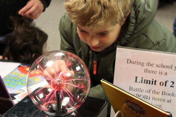 STEM Expo Kick-Off Events Designed to Inspire a Research Project