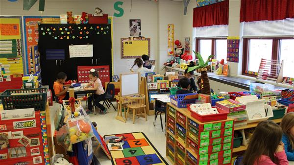 U-46 Elementary Schools to Host 'Kindergarten Rallies' in February