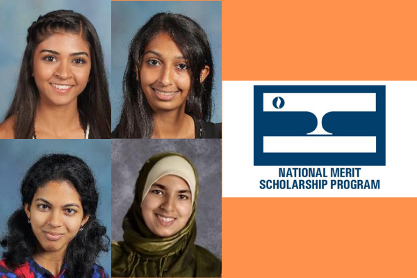 Four U-46 Seniors Named Semifinalists in National Merit Scholarship Program