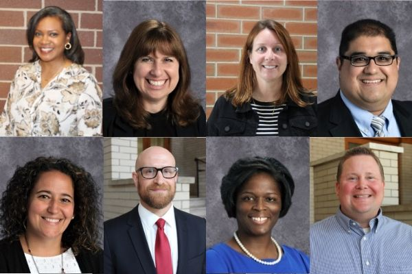 New U-46 Principals for 2019-20 School Year