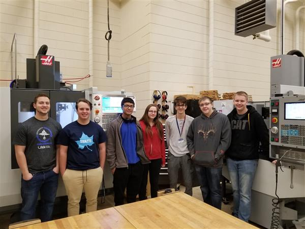 South Elgin High School Students to Compete in Precision Manufacturing Competition