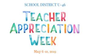 U-46 marks Teacher Appreciation Week 20195