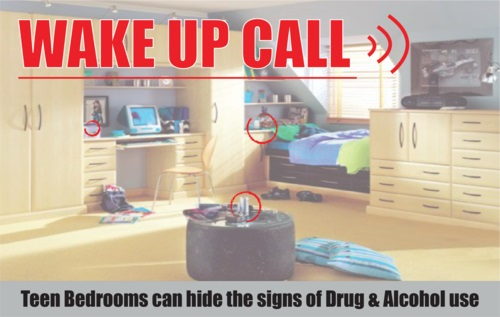 `Wake Up Call' Events Aim to Raise Awareness About Teen Alcohol, Drug Use